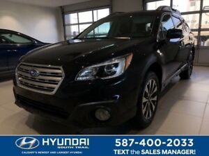 2016 Subaru Outback - AWD, Leather, Heated Seats, Back Up Camera