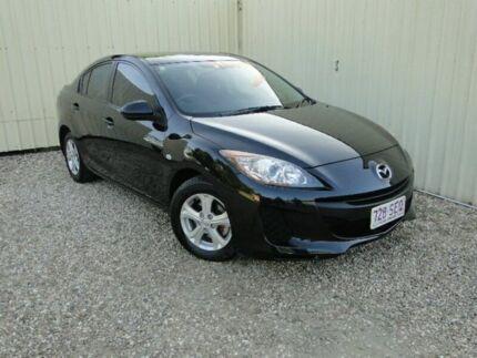 2012 Mazda 3 BL10F2 Neo Black Semi Auto Sedan