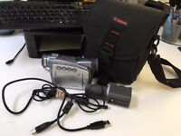 Canon MV700i Digital Camcorder (Mini DV, 18x Optical Zoom)