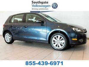 2013 Volkswagen Golf TDI | CRUISE CONTROL | HEATED SEATS |