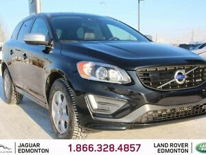 2015 Volvo XC60 T6 R-Design Platinum - LOCAL ONE OWNER TRADE IN
