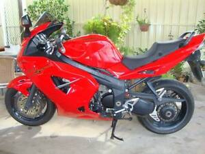 TRIUMPH SPRINT 1O50 2006 ABS LOW KM.  WHYALLA Whyalla Whyalla Area Preview