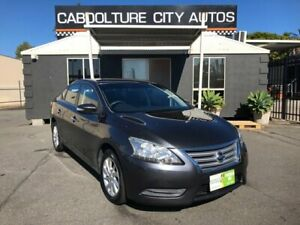 2014 Nissan Pulsar B17 ST Grey Continuous Variable Sedan Morayfield Caboolture Area Preview