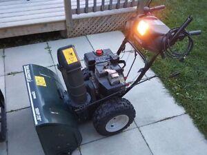 MTD Yard Machine Snowblower