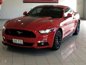 2016 Ford Mustang FM GT Fastback SelectShift Red 6 Speed Sports Automatic Fastback Ashmore Gold Coast City Preview