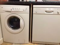 Zanussi washing machine & Bosch dishwasher for sale