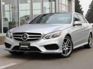 2015 Mercedes-Benz E-Class DEMO | E400 4MATIC | Intelligent Driv