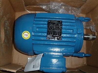 New Weg - Motor 1.5 Hp.1755 Rpm 3 Ph 460v - 00158et3ect145tf1-w2
