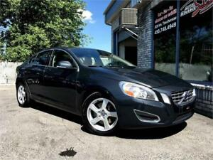 2013 Volvo S60 T5*CUIR*TOIT*MAGS*AUTOMATIQUE*