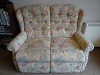 2 Seater sofa cottage style £10