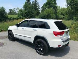 2011 JEEP GRAND CHEROKEE- limited-  MAGS 20 SRT-8-  14 500$