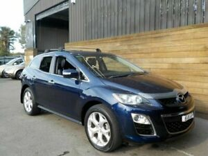 2010 Mazda CX-7 ER1032 Luxury Activematic Sports Blue 6 Speed Sports Automatic Wagon Labrador Gold Coast City Preview