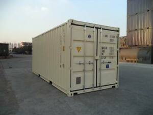 20' Standard New/One-Trip Shipping Container (ON)