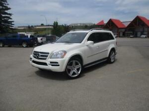 2011 Mercedes-Benz GL-Class GL 450 AMG 7 Seater Rear DVD