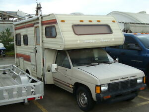 1987 Nissan Motor Home