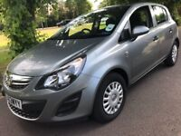 Vauxhall corsa 1.3 cdti ecoFlex 2013/63 1 owner,fsh,2 keys,£20 road tax,p-ex welcome.aa/rac welcome