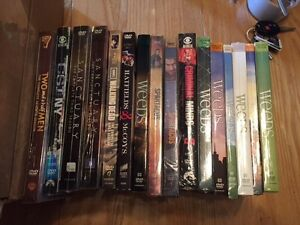 Large lot of TV DVD series really cheap most sealed! Kitchener / Waterloo Kitchener Area image 1