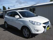 2013 Hyundai IX35 Elite Diesel Wagon Bowral Bowral Area Preview
