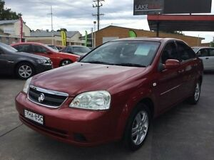 2006 Holden Viva Red Automatic Hatchback Boolaroo Lake Macquarie Area Preview