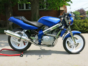 1988 Honda Hawk GT NT650 For Sale