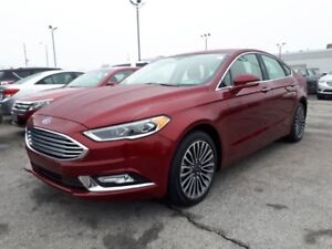 2017 Ford Fusion SE, Cruise Control, NAV, Roof, Bluetooth
