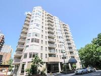 NOW! FULLY FURNISHED -1BD -STEPS FROM CONCORDIA! Laundry in APT!