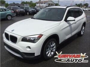 BMW X1 28i Xdrive Cuir Toit Panoramique MAGS AWD 2013