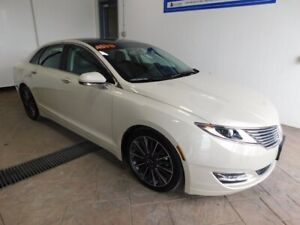 2016 Lincoln MKZ AWD LEATHER NAVI SUNROOF