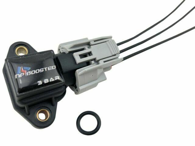 Omni Power 3 Bar MAP Sensor B16 B18 B20 D16 D15 H22 H20 F22 F20  MAP-BDHF-3BAR