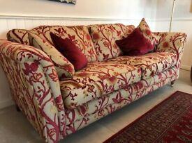 Got to go! Gorgeous 3 seater sofa