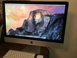 iMac 27 inch Mid 2011 Corlette Port Stephens Area Preview
