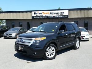 2013 Ford Explorer XLT 4X4 **LEATHER AND PANAROOF**