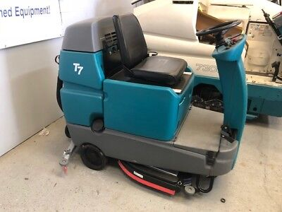 Tennant T7 Floor Scrubber-remanufactured Free Shipping 26 Disk Head