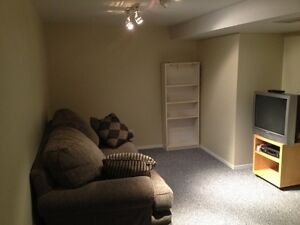 Basement apt - Kingston west end - Available May 1st