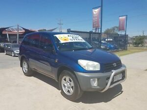 2000 Toyota RAV4 ACA21R Edge (4x4) 4 Speed Automatic 4x4 Wagon Cairnlea Brimbank Area Preview