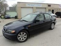2002 BMW 325i-SUNROOF-LEATHER-AUTO-LOADED