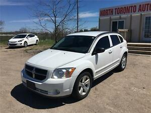 2011 DODGE CALIBER SXT - LOW KM - 4 CYL - AUTOMATIC