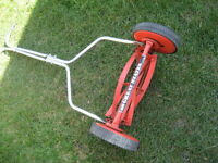 great states manual push lawnmower . Width 15 inches. $28