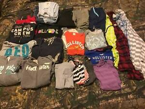 teen lot of various clothes