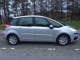 Citroen C4 Picasso VTR+ 2.0 Automatic, !! ONLY 17500!! MILES. Year 2008