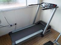 Carllwise Treadmill With Smart Computer, Home Exercise Bike & Cross Tread Equipmet.