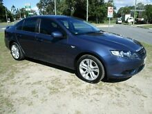 2009 Ford Falcon FG XT Blue 5 Speed Sports Automatic Sedan Strathpine Pine Rivers Area Preview