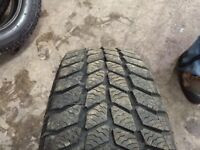 4x 195/65R15 91S PNEUS D' HIVER TECHNO ULTRA TRACTION**AUDI*FORD