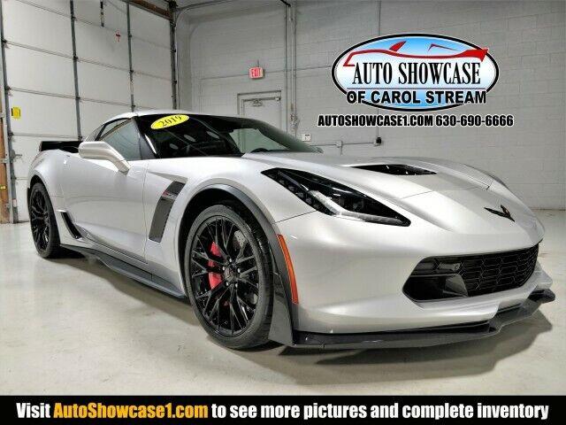 2019 Silver Chevrolet Corvette Z06 2LZ | C7 Corvette Photo 1