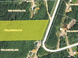 GREAT LOT FOR SALE MINUTES FROM CHETWYND