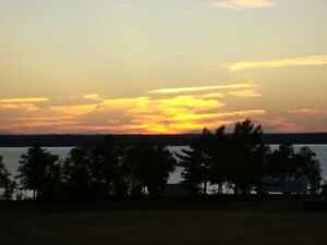 RV SITES FOR LEASE ON EAST SIDE OF GRAND LAKE, CENTRAL NB