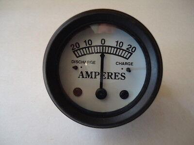 New Amp Gauge For John Deere A B D G 40 720 Tractor Am354t Ab2568r