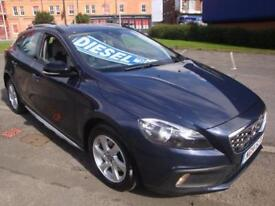 14 VOLVO V40 D2 CROSS COUNTRY SE DIESEL *LEATHER*TAX EXEMPT*