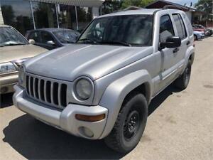 2003 Jeep Liberty Limitée