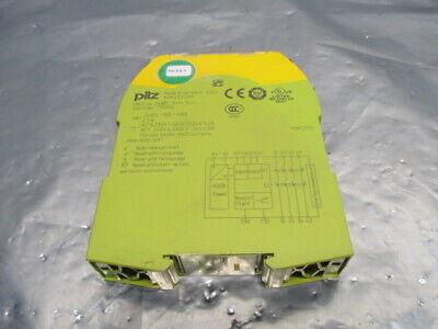 Pilz PNOZs4 Safety Relay 24 VDC 3n/o 1n/c, 451557